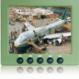供应加固液晶显示器ZY-084D