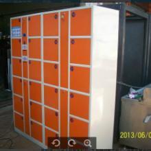 供应商场投币钥匙式寄物存包柜