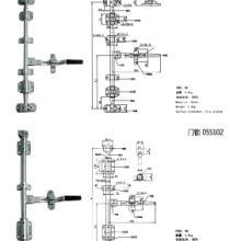供应集装箱杆锁图片