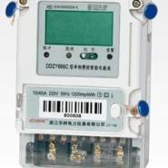 供应单相费控智能电能表阶梯电价表本地IC卡表DDZY866C-国网表