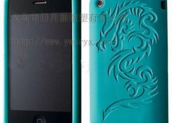 硅胶手机套供货商图片