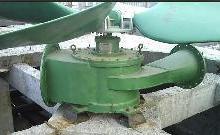 供应山东价格最低的冷却塔水轮机风机,碳纤维叶片,具有重量轻,强度高