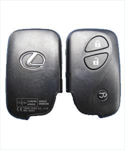 产品类别 凌志汽车晶片匙 供应凌志智能钥匙 高清图片