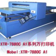 深圳瓷片UV打印机图片