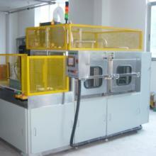 供应单工位旋转喷淋工业清洗设备离心甩干超音波清洗设备公司批发