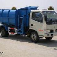 东风牌挂桶式垃圾车图片