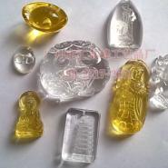 玻璃压型工艺品厂家直销专业订做图片