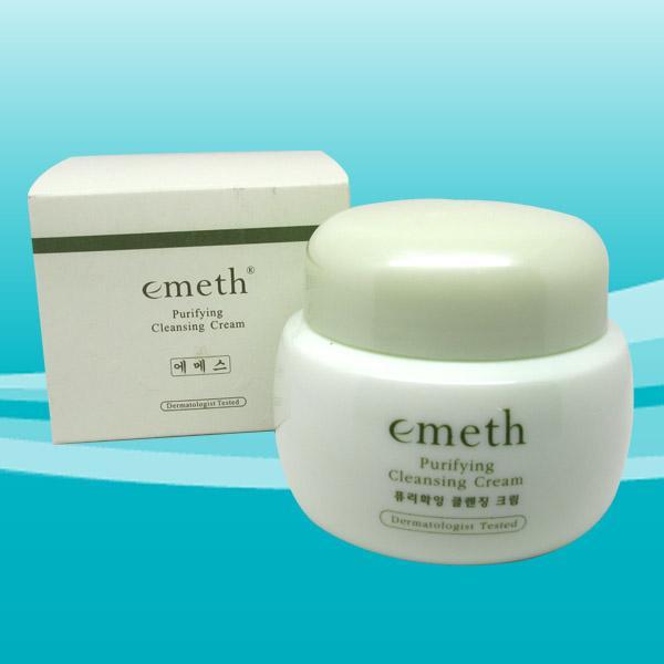 韩国维娜化妆品叶玫香纯净清洁霜200ml 高清图片