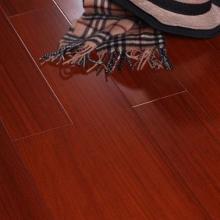 胭脂木实木复合地板