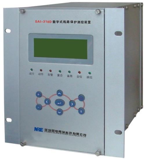 供应SAI-708数字式低周低压解列装置