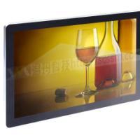 供应22寸苹果款广告机 温玛科技WM-A022窄边 连锁店广告机