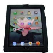智能苹果保护套ipad超薄皮套图片