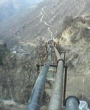供应超高分子量耐磨管矿业输送专用管道生产厂家