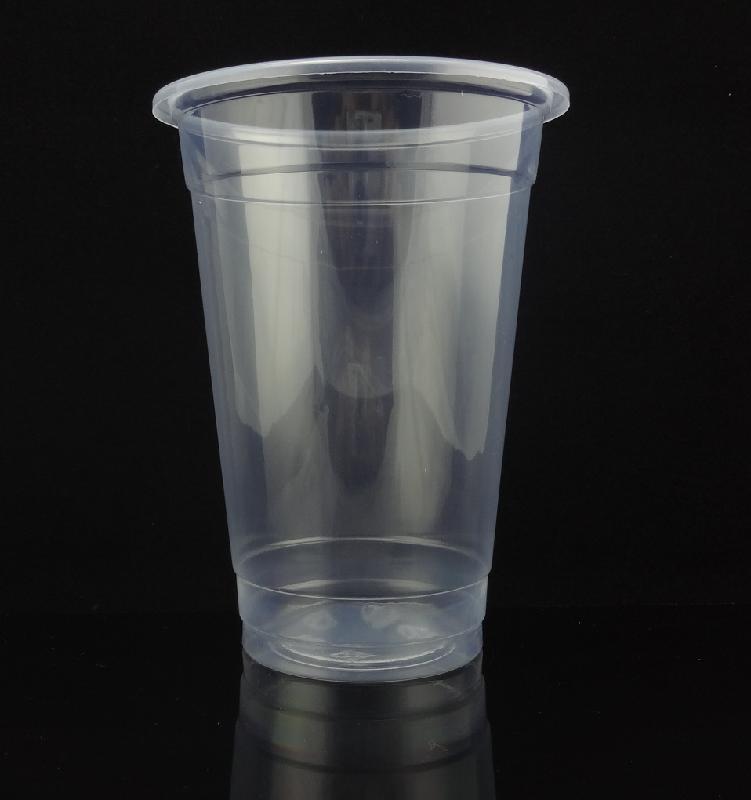 PP杯塑料杯PET高透杯奶茶咖啡杯销售