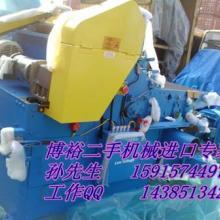 供应进口二手旧塑料包装机械进口报关