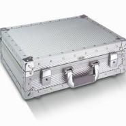 广州铝箱旅行箱化妆箱拉杆行李箱图片
