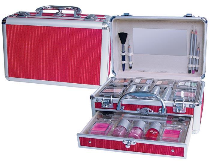 铝合金化妆箱图片|铝合金化妆