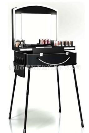 供应化妆美妆工具手提跟妆工具化妆箱 跟妆化妆箱/化妆包 专业彩妆箱