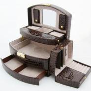 供应手表展示盒 首饰收纳盒 礼品盒生产厂家 珠宝盒 手表盒 饰品箱