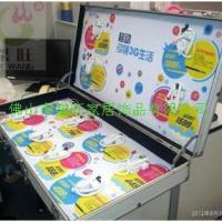 供应3G手机户外体验营销箱展示防盗系统/手机营销箱展示箱体验箱防盗箱