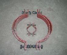 供应化工部HG/T21629-1999标准管夹保冷管托管卡