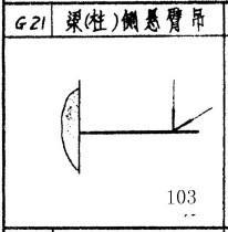 长期供应G21梁侧悬臂吊G22梁底悬臂吊批发