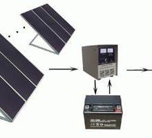 供应绿色环保太阳能发电机组