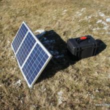 供应广西南宁移动太阳能发电机组