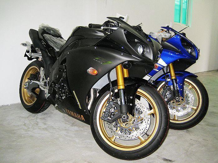 雅马哈YZF-R1销售