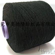 供应东莞黑白各种颜色的氨纶橡筋线批发