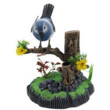 声控鸟 声控鸟笼 电动声控玩具 小鸟笼声控鸟
