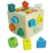 宝多乐木质儿童益智玩具图片