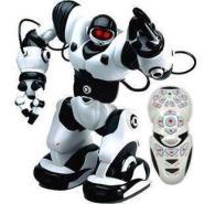 智能编程无线遥控机器人图片