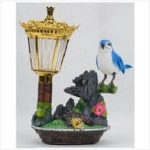 控玩具 电动仿真玩具鸟+台灯+盆景 HY011480 声控单台灯