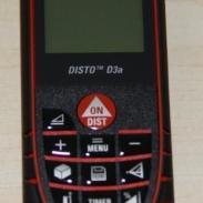 徕卡D3a手持测距仪图片