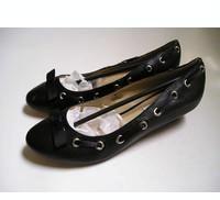 供应鞋口绸带蝴蝶结时尚妈妈鞋