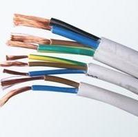供应青岛电线电缆长城牌RVV线软护套电线