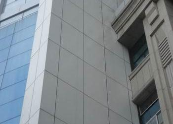 外墙氟碳保温装饰板图片