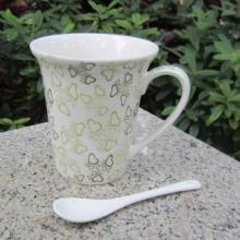 供应星星马克杯-陶瓷马克杯-环保马克杯