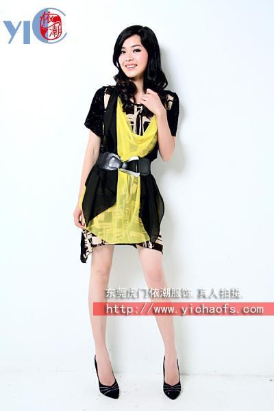 四川雪纺连衣裙批发真丝里连衣裙在哪里拿货