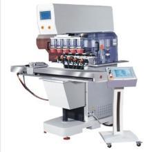 供应五色穿梭胶头独立上下移印机 移印机生产商