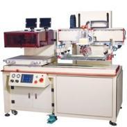 半自动CCD对位丝印机图片