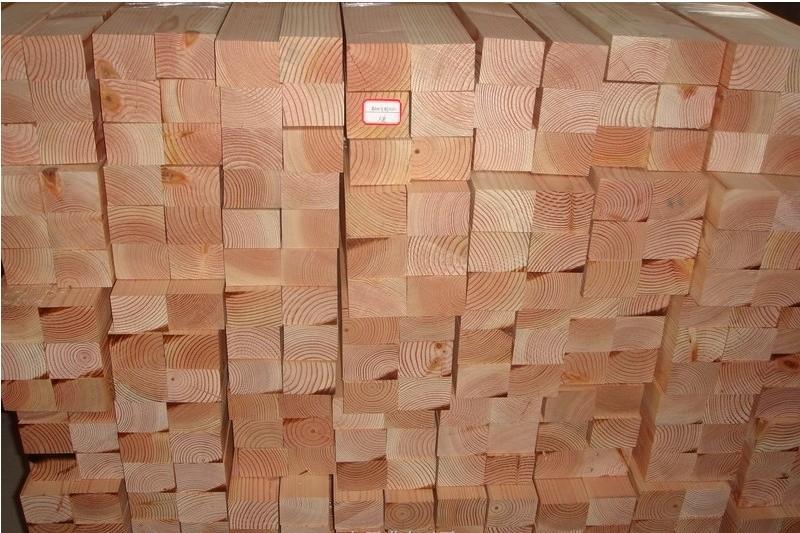 供应美国花旗松防腐木进口板材厂家直销