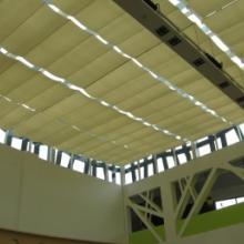 供应电动天棚帘FSS 哪里有重庆生产电动天棚帘的厂家  重庆哪里的天棚帘质量好图片
