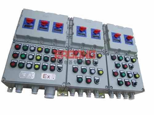 磁力起动器图片 磁力起动器样板图 湖南bqd系列防爆