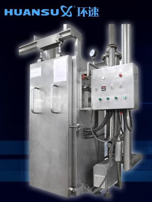 熟食真空快速冷却机,8年研发经验,降温更节能,3到5分钟搞定