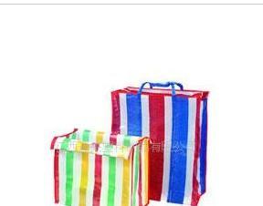 彩条袋图片/彩条袋样板图 (1)