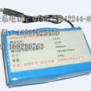 高容量锂电池5000mAh图片
