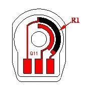 供应山东导电塑料电阻片