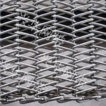 供应热处理锁边网带报价  烘干炉网带厂家